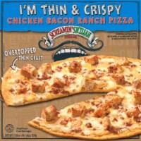 Screamin' Sicilian I'm Thin & Crispy Chicken Bacon Ranch Pizza - 17.8 oz