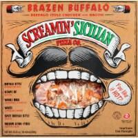 Screamin' Sicilian Buffalo Chicken Bacon Frozen Pizza