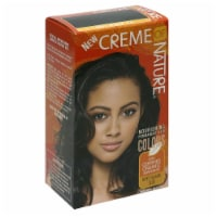 Creme of Nature Soft Black 3.0 Hair Color
