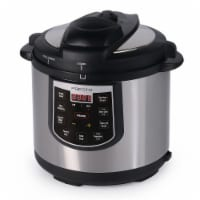 Presto Programmable Electric Pressure Cooker Plus - Silver