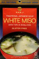 San-J White Miso with Tofu - 0.42 Oz