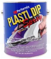 Plasti Dip  Flat/Matte  White  Rubber Coating  1 gallon gal. - Case Of: 4; - Case of: 4