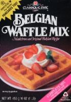 Classique Fair Belgian Waffle Mix