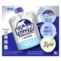 Klondike Shakes Vanilla Milkshake Pouch