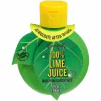 Pompeii 100% Lime Juice - 4 fl oz