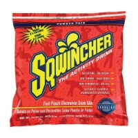 Sqwincher Fruit Punch Drink Mix 23.83 oz. 32 pk - Case Of: 32 - Case of: 32