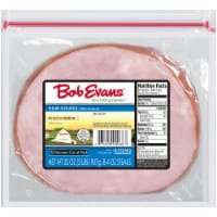 Bob Evans Farm-Fresh Goodness Fully Cooked Ham Steaks