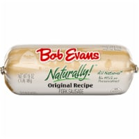 Bob Evans Naturally! Original Recipe Pork Sausage Roll