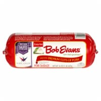 Bob Evans Farm-Fresh Goodness Zesty Hot Pork Sausage Roll