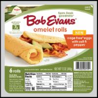 Bob Evans Salt & Pepper Omelet Roll