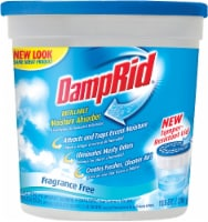 DampRid Room Fragrance Free Moisture Absorber Room Refresher