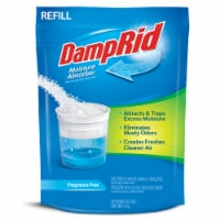 DampRid Frangrance Free Moisture Absorber Refill