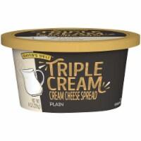 David's Deli Triple Cream Plain Cream Cheese Spread