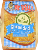 Mr. Dell's All Natural Frozen Shredded Hash Browns