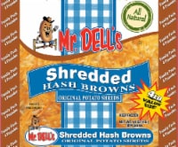 Mr. Dell's Shredded Hash Browns