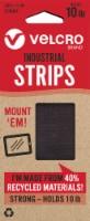 Velcro® ECO Industrial Velcro Strips - 2 Pack - 3 x 1.75 in