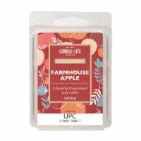 Candle-lite Farmhouse Apple Fragranced Wax Cubes - 6 pk / 2 oz