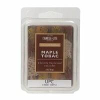 Candle-lite Maple Tobac Fragranced Wax Cubes - 6 pk / 2 oz