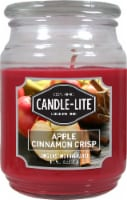 Candle-lite Apple Cinnamon Jar Candle