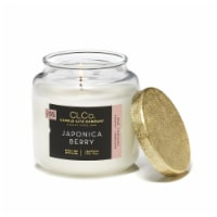 Candle-lite CLCo™ No. 05 Japonica Berry Glass Jar Candle - White