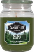 Candle-lite Scented Jar Candle - Balsam Forest