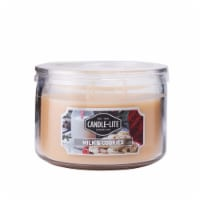 Candle-lite 3 Wick Scented Candle - Milk & Cookies