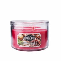 Candle-lite 3 Wick Scented Candle - Sugar & Spice