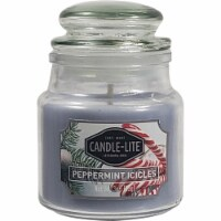 Candle-lite Scented Candle - Peppernint Icicles