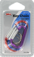 Cobb Bell Carabiner Key Chain