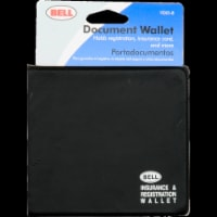 Bell Document Wallet - Black