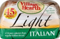 Village Hearth Light Italian Bread