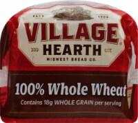 Village Hearth Premium 100% Whole Wheat Bread