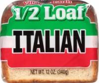 Village Hearth Italian Half Loaf