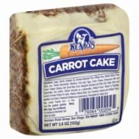 Nemo's Carrot Cake