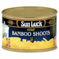 Sun Luck Bamboo Shoots - 8 oz