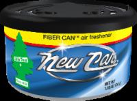 Little Trees New Car Scent Fiber Can Air Freshener - 1.05 oz