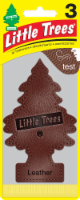 Little Trees Leather Car Air Fresheners