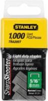 Stanley® SharpShooter Light Duty Staples - 1000 pk