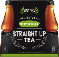 Straight Up Tea All Natural Unsweetened Black Tea