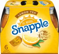 Snapple Lemon Iced Tea Drinks