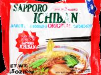 Sapporo Ichiban Original Japanese Style Noodles - 3.5 oz