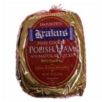Krakus Fully Cooked Polish Ham - 3 lb