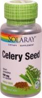 Solaray Celery Seed Vegetarian Capsules 505mg