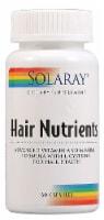 Solaray Hair Nutrients Capsules