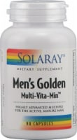 Solaray  Men's Golden Multi-Vita-Min™ - 90 Capsules