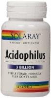 Solaray Acidophilus plus Goat's Milk Capsules
