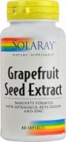 Solaray Grapefruit Seed Extract Immunity Formula Capsules