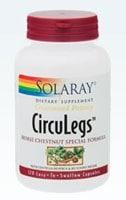 Solaray CircuLegs Capsules