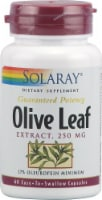 Solaray Olive Leaf Extract Capsules 250 mg - 60 ct