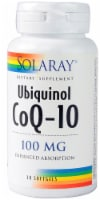 Solaray  Ubiquinol CoQ-10